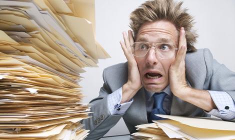 Servizio ufficio Service di gestione e dematerializzazione archivi